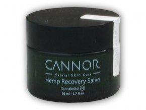 Cannor Vysoce regenerační mast CBD 50ml  + šťavnatá tyčinka ZDARMA