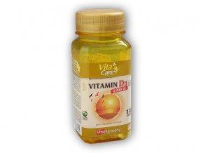 VitaHarmony Vitamín D3 2000 IU 50mcg 130 tobolek