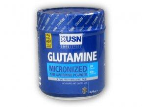USN Pure Glutamine 625g  + šťavnatá tyčinka ZDARMA
