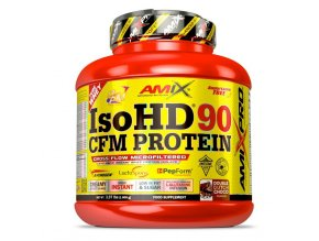 PROTEIN Amix Pro Series IsoHD 90 CFM Protein 1800g  + šťavnatá tyčinka ZDARMA