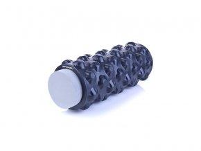 Spokey Roll 2 v 1 fitness pěnový válec  + šťavnatá tyčinka ZDARMA