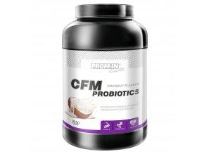 PROTEIN PROM-IN Essential CFM Probiotics Protein 1000g  + šťavnatá tyčinka ZDARMA