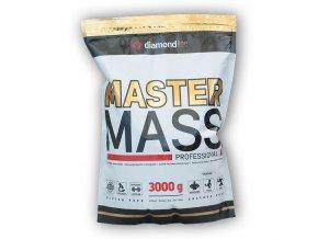 Hi Tec Nutrition Diamond Line Masster Mass 3000g  + šťavnatá tyčinka ZDARMA