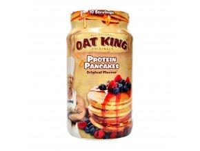 Oat King Oat king protein pancakes 500g  + šťavnatá tyčinka ZDARMA