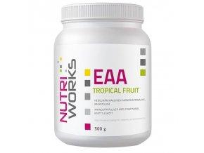 Nutri Works EAA 500g + Vitamin C 200g AKCE  + šťavnatá tyčinka ZDARMA