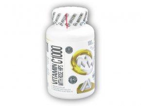 Maxxwin Vitamin C 1000 with rose hips 100 kapslí