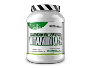 Hi Tec Nutrition HL Vitamin A-Z antioxidant 120 tablet 900mg