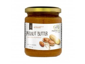 Nutrisslim Peanut Butter Bio 250g