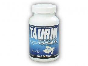 Nutristar Taurin 750 mg 100 kapslí