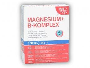 Nutristar Magnesium B-komplex 90 tablet
