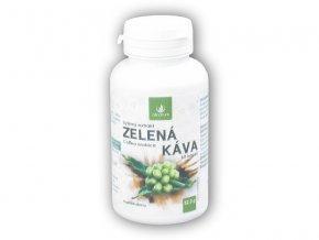 Allnature Zelená káva bylinný extrakt 60 kapslí