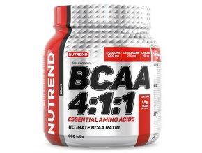 Nutrend BCAA 4:1:1 300 tablet  + šťavnatá tyčinka ZDARMA