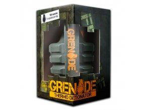 Grenade Grenade Thermo Detonator 100 kapslí  + šťavnatá tyčinka ZDARMA