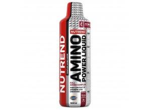 Nutrend Amino Power Liquid 1000ml tropic  + šťavnatá tyčinka ZDARMA