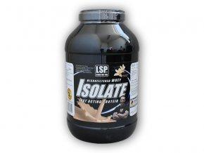 PROTEIN LSP Nutrition Whey Isolate micro 2500g  + šťavnatá tyčinka ZDARMA