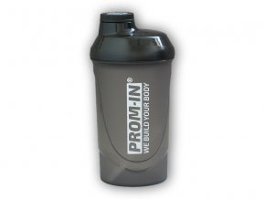 PROM-IN Shaker We build your body 600ml - šejkr