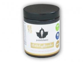 Puhdistamo Electrolyte Powder 120g ananas  + šťavnatá tyčinka ZDARMA