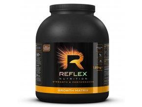 Reflex Nutrition Growth Matrix 1890g  + šťavnatá tyčinka ZDARMA