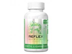 Reflex Acetyl L-Carnitine 90 kapslí  + šťavnatá tyčinka ZDARMA