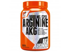 Extrifit Arginine AKG 1000mg 100 kapslí  + šťavnatá tyčinka ZDARMA