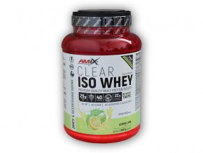 PROTEIN Amix Clear Iso Whey 1000g  + šťavnatá tyčinka ZDARMA