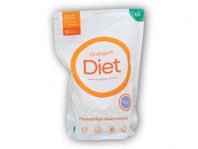 Orangefit Diet 850g  + šťavnatá tyčinka ZDARMA