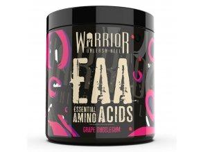 Warrior EAA Amino Acids 360g  + šťavnatá tyčinka ZDARMA