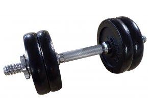 ACRA Činka nakládací jednoruční 12kg  + šťavnatá tyčinka ZDARMA