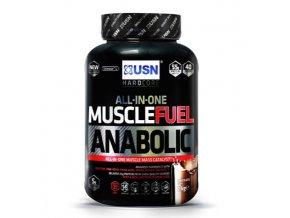 USN Muscle Fuel Anabolic 2000g  + šťavnatá tyčinka ZDARMA