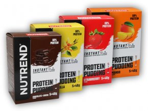 PROTEIN Nutrend Protein Pudding 5x40g