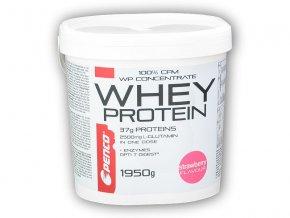 PROTEIN Penco Whey Protein 1950g  + šťavnatá tyčinka ZDARMA