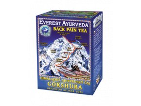 Zdravý den Gokshura čaj