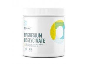 MyoTec Magnesium Bisglycinate 300g  + šťavnatá tyčinka ZDARMA