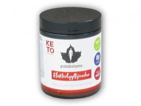 Puhdistamo Electrolyte Powder 120g red berries  + šťavnatá tyčinka ZDARMA