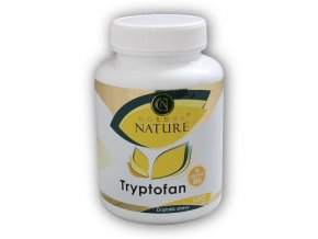 Golden Natur Tryptofan + B6 100 kapslí  + šťavnatá tyčinka ZDARMA