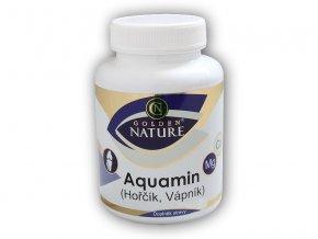Golden Natur Aquamin vápník + hořčík 100 kapslí