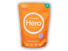 Orangefit Hero - kompletní rostlinná snídaně 1000g  + šťavnatá tyčinka ZDARMA