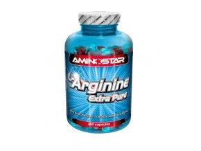 Aminostar L-Arginine Extra Pure 360 kapslí  + šťavnatá tyčinka ZDARMA