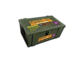 Grenade 50 CALIBRE 580 g  + šťavnatá tyčinka ZDARMA