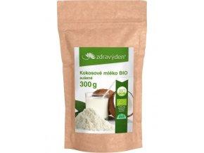 Zdravý den Kokosové mléko BIO sušené 300g