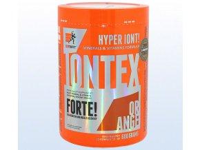 Extrifit Iontex Forte 600 g orange  + šťavnatá tyčinka ZDARMA