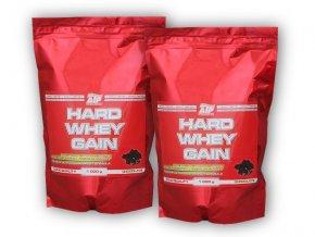 ATP Nutrition 2x Hard Whey Gainer 1kg  + šťavnatá tyčinka ZDARMA