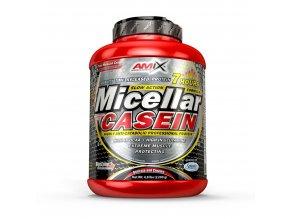 PROTEIN Amix Micellar Casein 2200g  + šťavnatá tyčinka ZDARMA