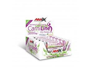 Amix CarniLine 2000mg + BioPerine 10 ampulí 25ml  + šťavnatá tyčinka ZDARMA