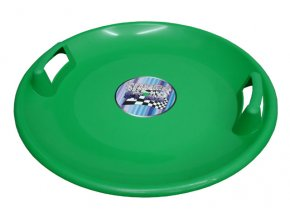 Acra Superstar plastový talíř 05-A2034 - zelený