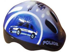 ACRA CSH062 vel. S cyklistická dětská helma velikost S (48/52 cm) 2017
