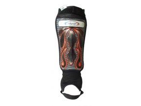 ACRA F3145-L Chrániče fotbalové vel. L nepromokavé