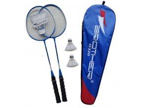 BROTHER G320 Sada badmintonové pálky + košíček