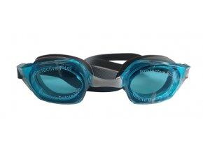 ACRA TORNADO Závodní plavecké brýle se zrcadlovkou