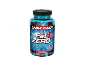 Aminostar Fat Zero 4Men 100cps  + šťavnatá tyčinka ZDARMA